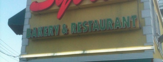 Sybil's Bakery is one of 20 favorite restaurants.