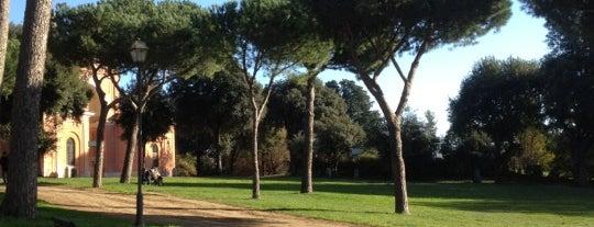 Villa Doria Pamphilj is one of La Dolce Vita - Roma #4sqcities.