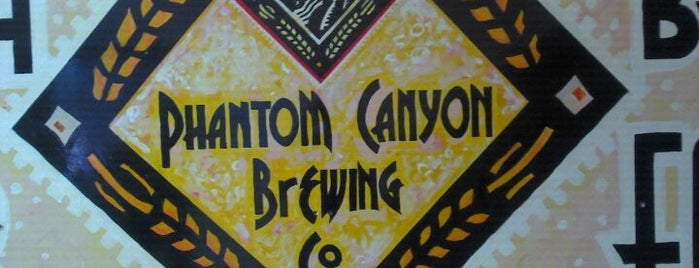 Phantom Canyon Brewing Company is one of Colorado Microbreweries.