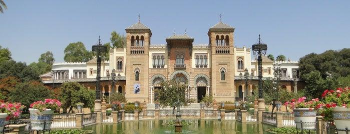 Los 5 lugares más románticos de Sevilla