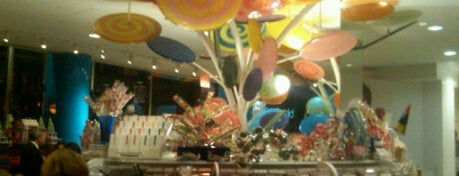 Dylan's Candy Bar is one of NYC to do.