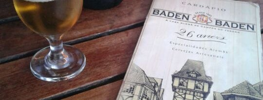 Baden Baden is one of Campos do Jordão 2012.