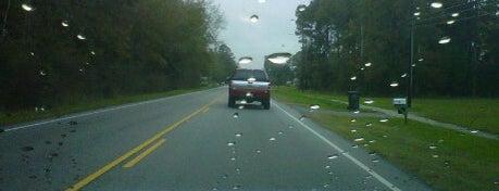 Highway 41 is one of Charleston, SC.