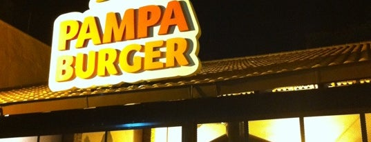 Pampa Burger is one of Restaurantes e Afins.
