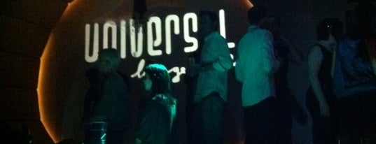 Universal is one of BCN CLUBS.