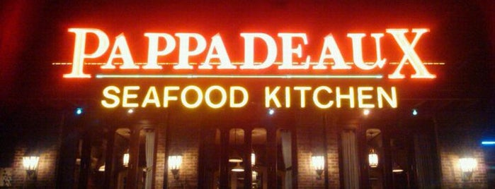 Pappadeaux Seafood Kitchen is one of Kitty list.