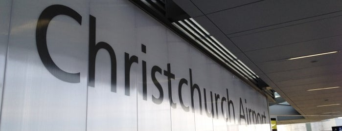 Christchurch International Airport (CHC) is one of Free WiFi Airports.
