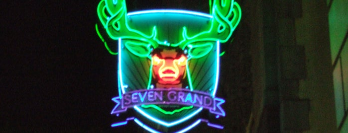 Seven Grand is one of Cor Cor's World NOMination.