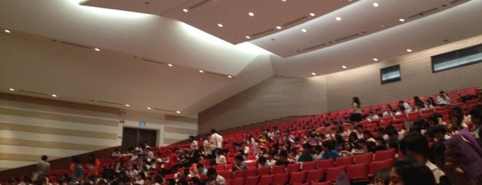 Lecture Classroom 4 (LC.4) is one of ในหนึ่งวันที่มธ. -_-.