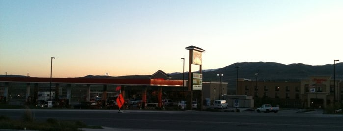 Maverik Adventures First Stop is one of What to visiti in the SLC area..
