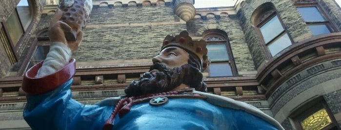 Best Place at the Historic Pabst Brewery is one of Milwaukee's Best Spots!.