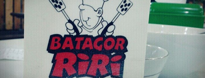 Batagor Riri is one of Bandung Food Foursquare Directory.