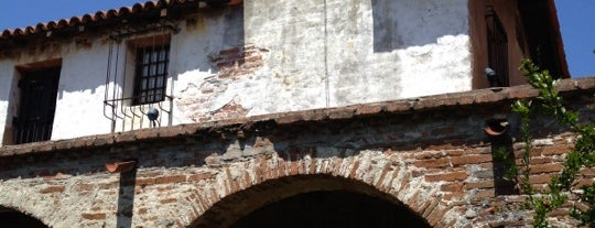 Mission San Juan Capistrano is one of Paranormal Traveler.