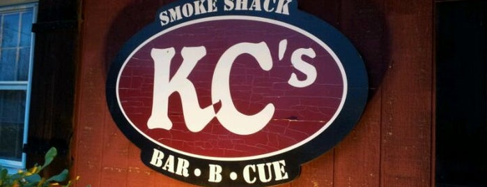 KC's Rib Shack is one of Restaurants visited.
