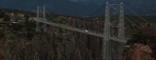 Royal Gorge Bridge & Park is one of Best Places to Check out in United States Pt 2.