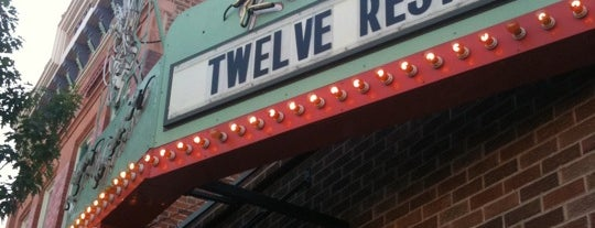 Twelve Restaurant is one of Denver Eater 38.