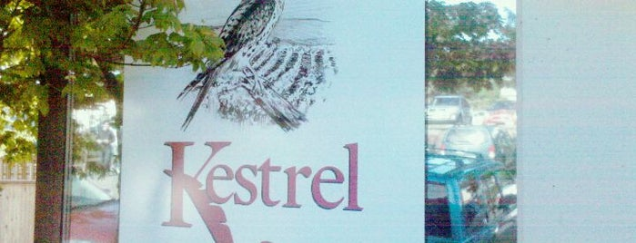 Kestrel Winery Tasting Room is one of Must-visit Nightlife Spots in Woodinville.