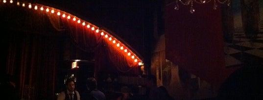 Theater Bar is one of Speakeasies.