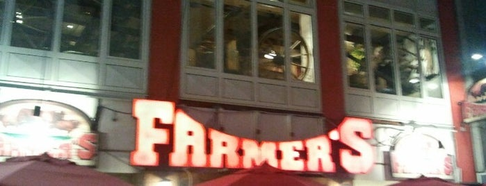 Farmer's Steakhouse is one of All-time favorites in Germany.