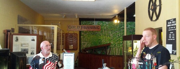 Black Hills Mining Museum is one of Rapid City, SD.