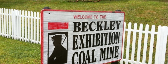 Beckley Exhibition Coal Mine is one of Wild and Wonderful West Virginia.