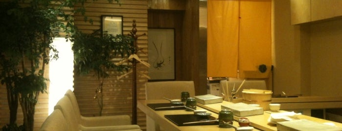 Gourmet Sushi is one of The 15 Best Places for Sushi in Seoul.
