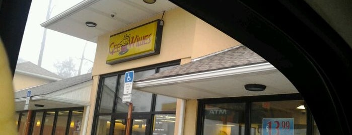 Gee Willies is one of Must-visit Food in Pensacola.
