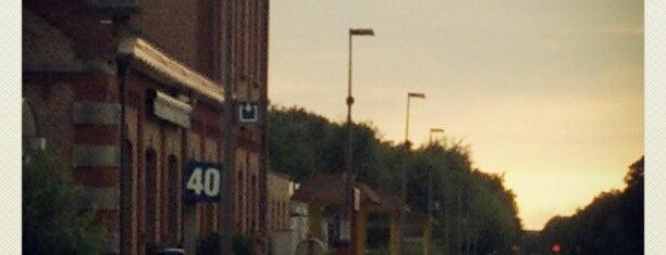 Station Olen is one of Bijna alle treinstations in Vlaanderen.
