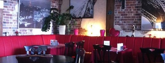 Café de Paris is one of Free wi-fi places in Kiev..