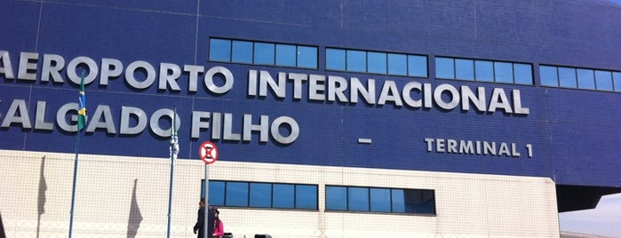 Flughafen Porto Alegre Salgado Filho (POA) is one of Airports in US, Canada, Mexico and South America.