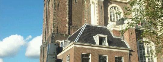 Westermarkt is one of ท่องเที่ยว Amsterdam.