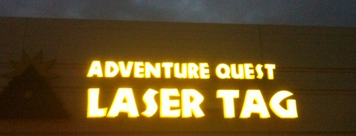 Adventure Quest Laser Tag is one of NOLA.