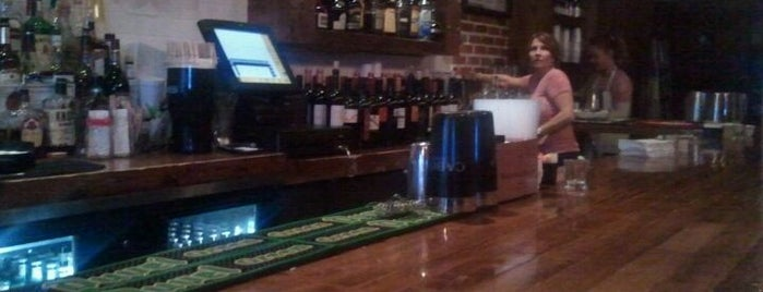 The Salt Factory Pub is one of Visit Roswell, GA.