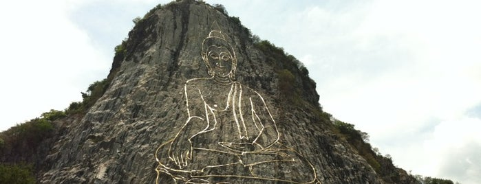 Khao Chi Chan Buddha is one of พี่ เบสท์.