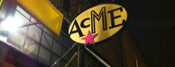 Acme Food & Beverage Co is one of Chapel hill favorites.