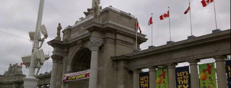 Canadian National Exhibition is one of Toronto City Guide #4sqCities.