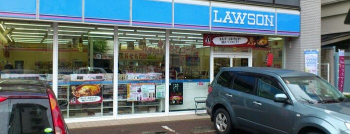 ローソン 盛岡内丸店 is one of LAWSON in IWATE.