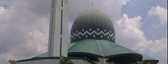 Masjid Raudhatul Mukminin is one of Baitullah : Masjid & Surau.