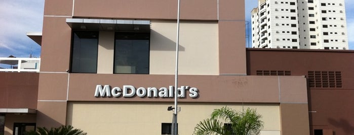 McDonald's is one of All-time favorites in Brazil.