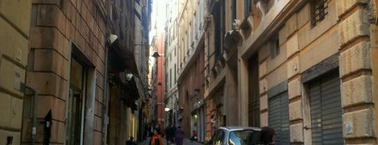 Via del Campo is one of Genova #4sqCities.