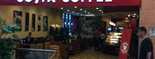 Costa Coffee is one of Best places in Budapesten..