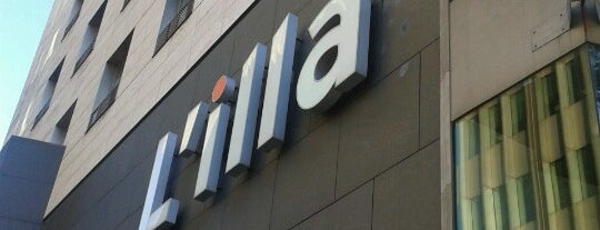 L'illa Diagonal is one of BCN new.