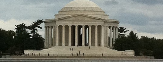 Thomas Jefferson Memorial is one of Must see places in Washington, D.C..