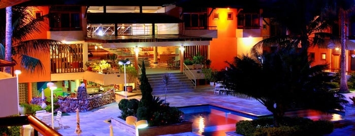 Porto das Naus Praia Hotel is one of Porto Seguro, Brazil.