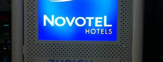 Novotel Zurich City-West is one of Hotels.