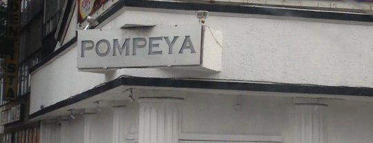 Pompeya Top Club is one of Favorite Arts & Entertainment.