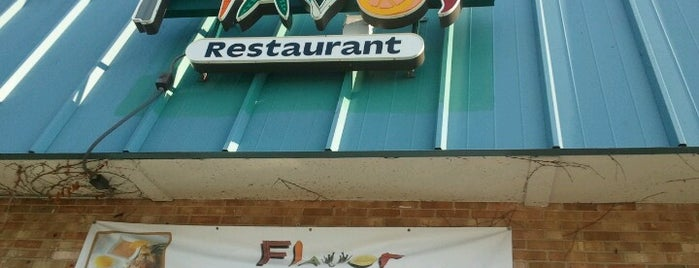 Flavor Restaurant is one of My list.