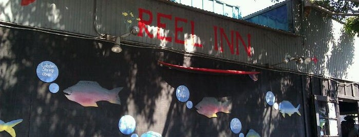 Reel Inn is one of Best Places to Check out in United States Pt 5.