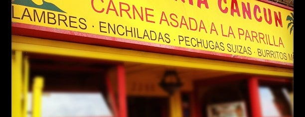 Taqueria Cancún is one of Best Of Winners 2012.