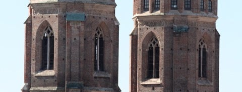 Cathedral of Our Dear Lady is one of Germany.